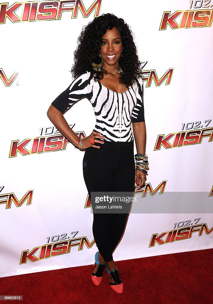 Singer Kelly Rowland attends KIIS FM's 2010 Wango Tango Concert at Staples Center on May 15, 2010 in Los Angeles, California.
