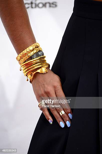 Singer Kelly Rowland attends the 2014 Billboard Music Awards at the MGM Grand Garden Arena on May 18 2014 in Las Vegas Nevada