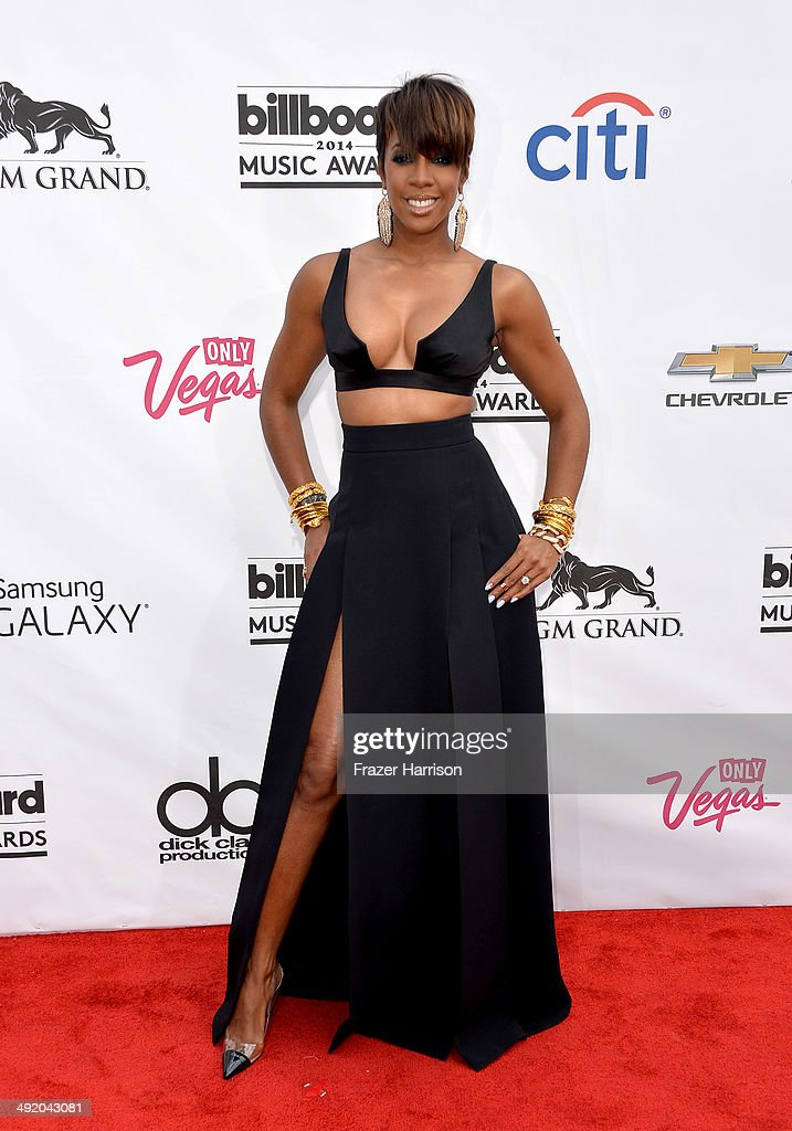 Singer <a gi-track='captionPersonalityLinkClicked' href=/galleries/search?phrase=Kelly+Rowland&family=editorial&specificpeople=201760 ng-click='$event.stopPropagation()'>Kelly Rowland</a> attends the 2014 Billboard Music Awards at the MGM Grand Garden Arena on May 18, 2014 in Las Vegas, Nevada.