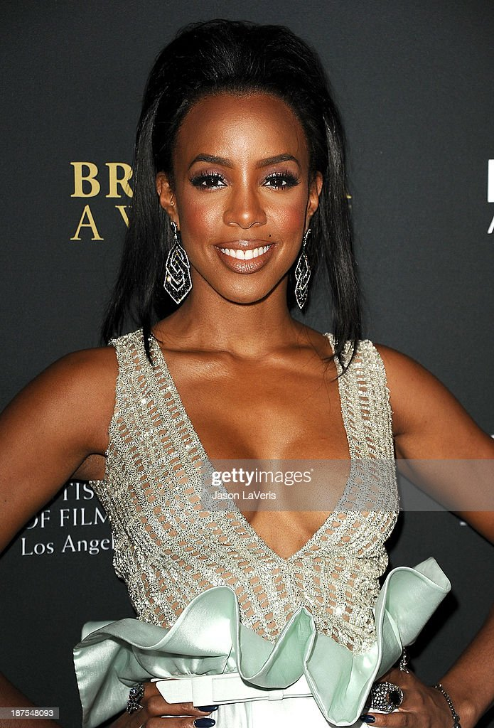 Singer Kelly Rowland attends the BAFTA Los Angeles Britannia Awards at The Beverly Hilton Hotel on November 9, 2013 in Beverly Hills, California.