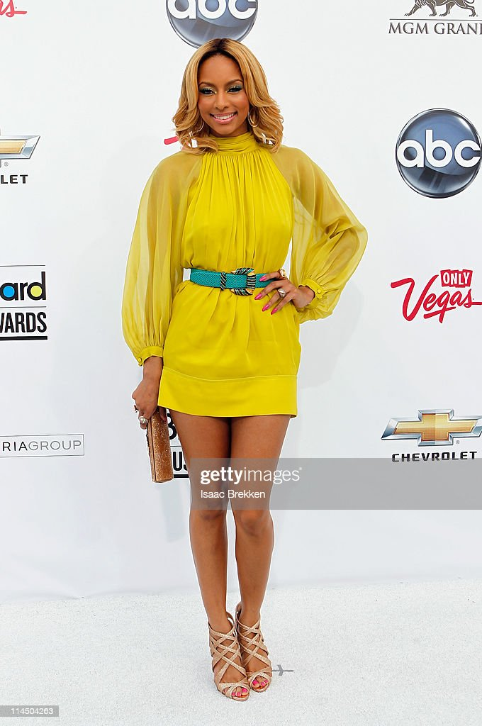 Singer Keri Hilson arrives at the 2011 Billboard Music Awards at the MGM Grand Garden Arena May 22, 2011 in Las Vegas, Nevada.