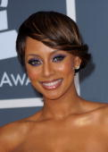 Singer Keri Hilson arrives at the 52nd Annual GRAMMY Awards held at Staples Center on January 31 2010 in Los Angeles California