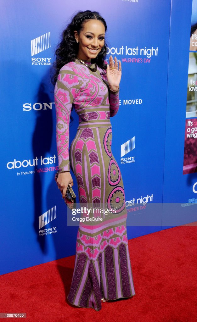 "Screen Gems ""About Last Night"" Premiere"" - Arrivals"