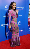 Singer Keri Hilson arrives at The Pan African Film Arts Festival premiere of 'About Last Night' at ArcLight Cinemas Cinerama Dome on February 11 2014...