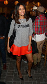 Singer Keri Hilson attends ATL Live On The Park at Park Tavern on May 12 2015 in Atlanta Georgia