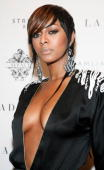 Singer Keri Hilson attends Lady Gaga's VMA after party at Avenue on September 13 2009 in New York City