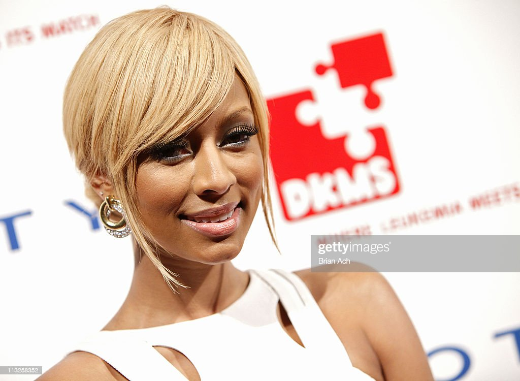 Singer Keri Hilson attends the 5th annual DKMS Gala at Cipriani Wall Street on April 28, 2011 in New York City.