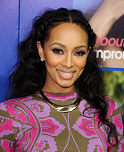 Singer Keri Hilson attends the Pan African Film Arts Festival premiere of 'About Last Night' at ArcLight Cinemas Cinerama Dome on February 11 2014 in...
