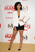 Singer Keri Hilson attends the premiere of 'Think Like A Man Too' at TCL Chinese Theatre on June 9 2014 in Hollywood California