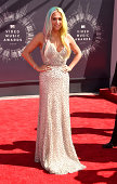Singer Kesha attends the 2014 MTV Video Music Awards at The Forum on August 24 2014 in Inglewood California