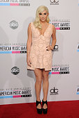 Singer Kesha attends the 40th American Music Awards held at Nokia Theatre LA Live on November 18 2012 in Los Angeles California