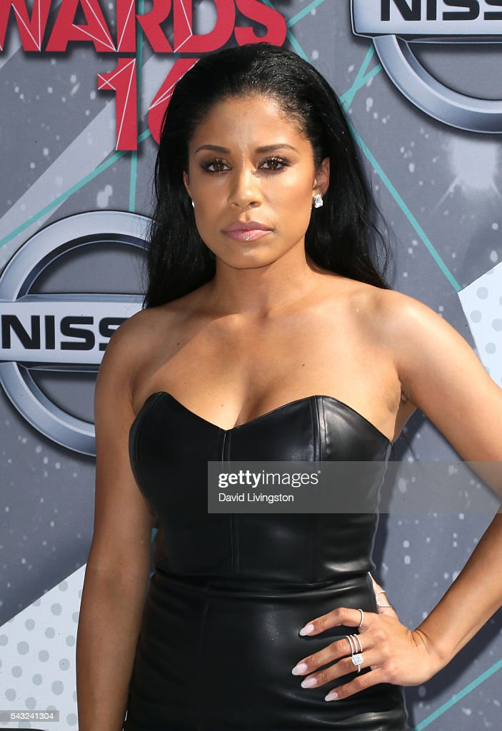 Singer Keshia Chante attends the 2016 BET Awards at Microsoft Theater on June 26, 2016 in Los Angeles, California.