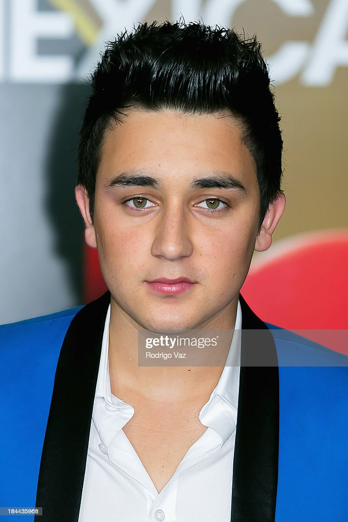Singer Kevin Ortiz attends the 2013 Billboard Mexican Music Awards Press Room at Dolby Theatre on October 9, 2013 in Hollywood, California.