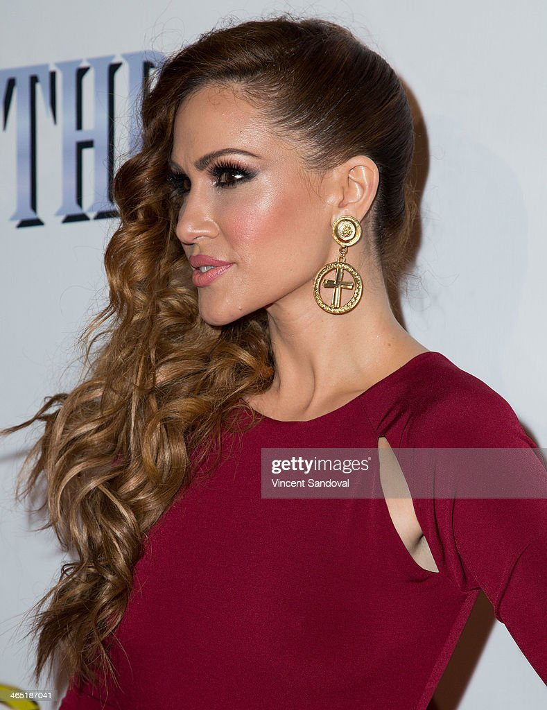 Singer <a gi-track='captionPersonalityLinkClicked' href=/galleries/search?phrase=Kimberly+Cole&family=editorial&specificpeople=12186573 ng-click='$event.stopPropagation()'>Kimberly Cole</a> attends the Pre-Grammy Celebration Party for Trevor Guthrie on January 25, 2014 in Los Angeles, California.