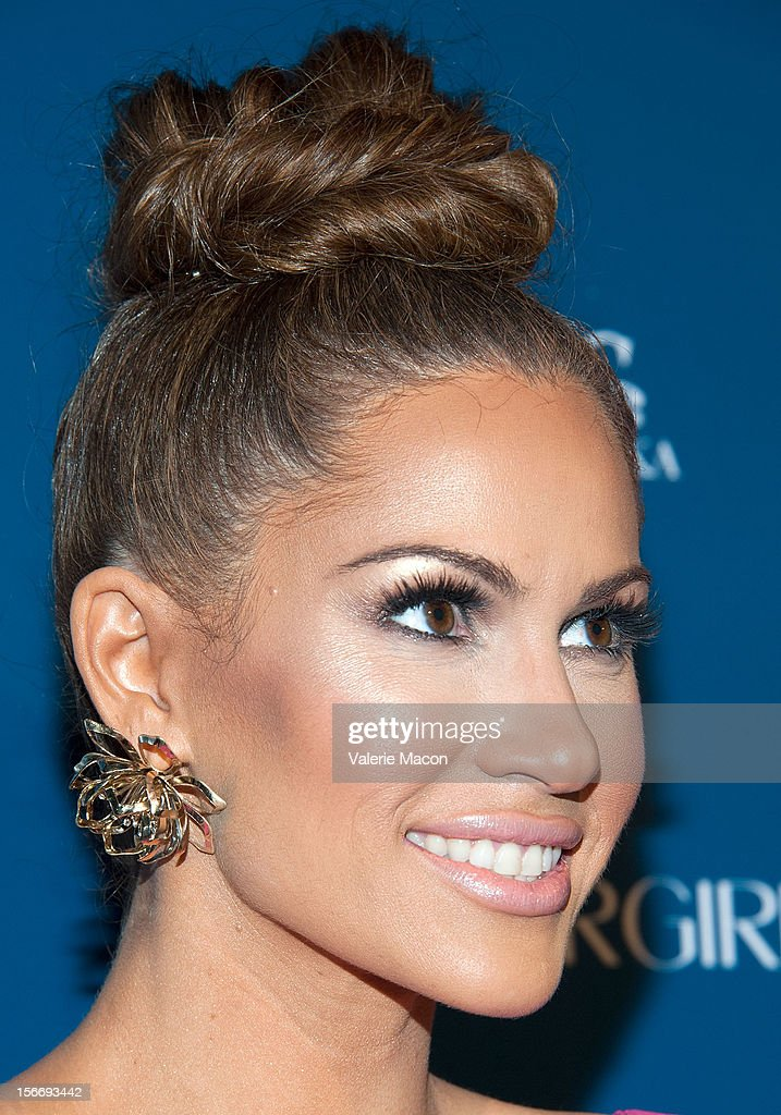 Singer Kimberly Cole attends the US Weekly Music Party at AV Nightclub on November 18, 2012 in Hollywood, California.