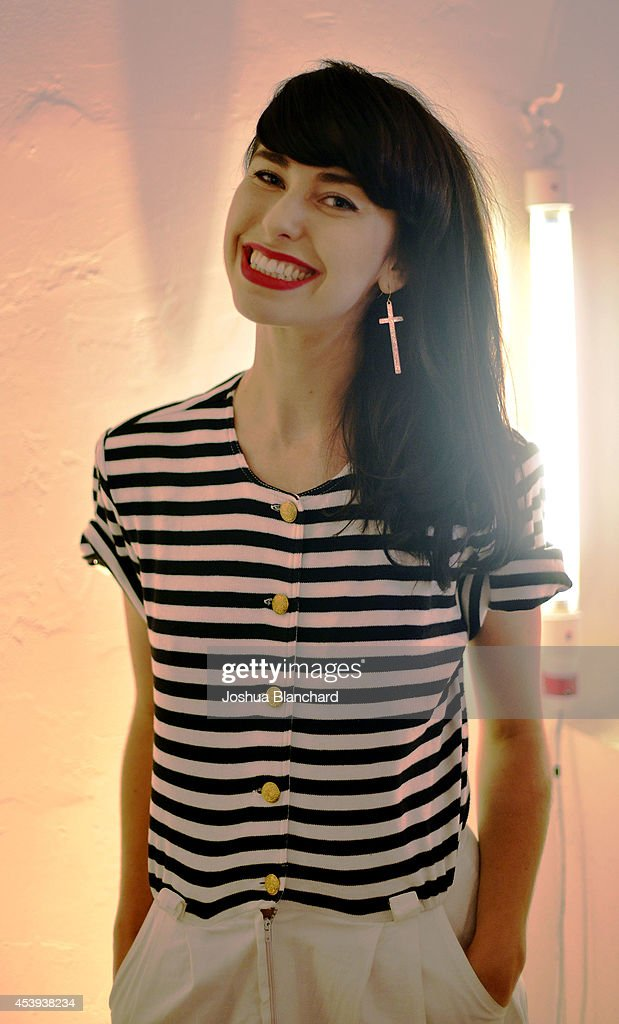 """Kimbra's """"The Golden Echo"""" Record Release And Interactive Art Presentation"""