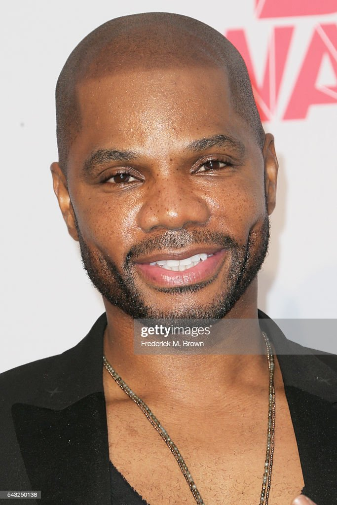 Singer <a gi-track='captionPersonalityLinkClicked' href=/galleries/search?phrase=Kirk+Franklin&family=editorial&specificpeople=779291 ng-click='$event.stopPropagation()'>Kirk Franklin</a> poses in the press room during the 2016 BET Awards at the Microsoft Theater on June 26, 2016 in Los Angeles, California.