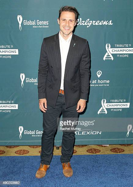Singer Kris Allen attends the 4th Annual RARE Tribute To Champions Of Hope Gala on September 26 2015 in Huntington Beach California