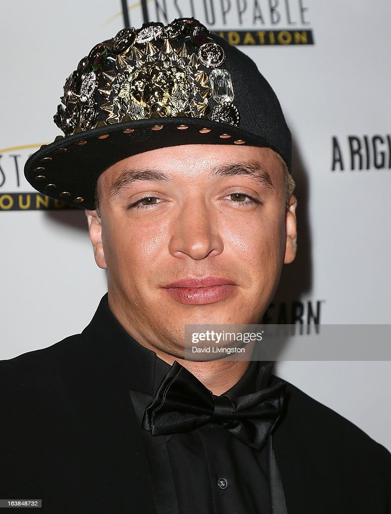 Singer Kuba Ka attends the 4th Annual Unstoppable Gala at the Beverly Wilshire Four Seasons Hotel on March 16, 2013 in Beverly Hills, California.