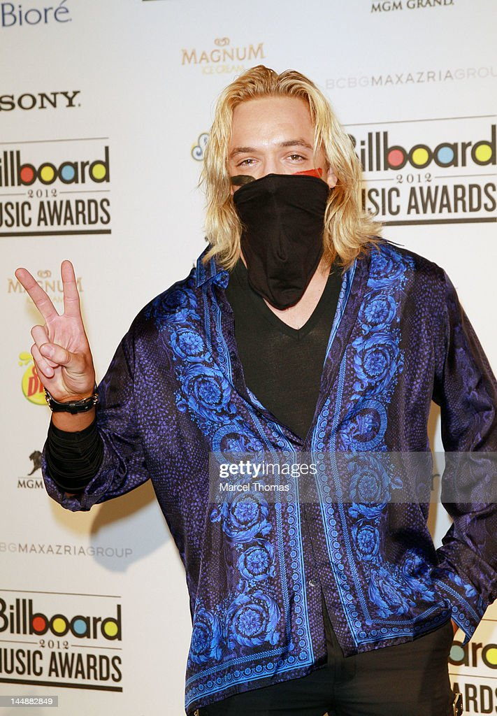 Singer Kuba Ka attends the Billboard Music Awards Pre-Party hosted by Kelly Clarkson at MGM Grand on May 19, 2012 in Las Vegas, Nevada.