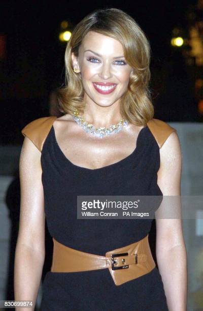 Singer Kylie Minogue arriving at the GQ Men of the Year awards at the Natural History Museum in London * Australian popstar Kylie Minogue was...