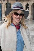 Celebrity Sightings In Paris -  January 16