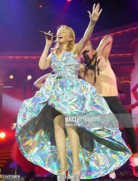 Kylie Minogue Aphrodite Tour Aphrodite Stock Photos...