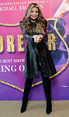La Toya Jackson Attends 'Forever' Photocall in Madrid
