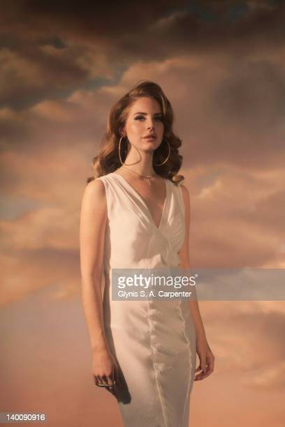 Singer Lana Del Rey is photographed for Complex Magazine on December 1 2011 in New York City ON EMBARGO IN NORTH AMERICA UNTIL JUNE 01 2012