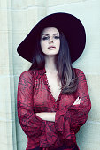 Singer Lana Del Rey is photographed for Fashion Magazine on May 14 2014 in Toronto Ontario PUBLISHED IMAGE ON DOMESTIC EMBARGO UNTIL NOVEMBER 11 2014...