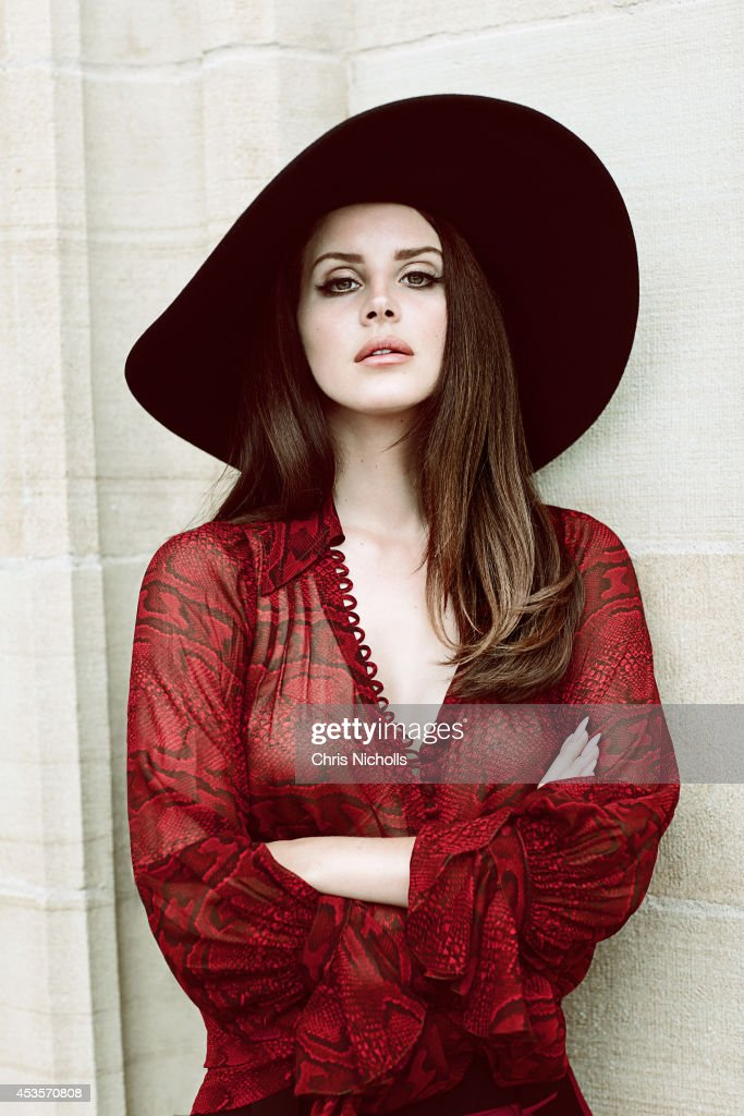 Singer <a gi-track='captionPersonalityLinkClicked' href=/galleries/search?phrase=Lana+Del+Rey&family=editorial&specificpeople=8565478 ng-click='$event.stopPropagation()'>Lana Del Rey</a> is photographed for Fashion Magazine on May 14, 2014 in Toronto, Ontario. PUBLISHED