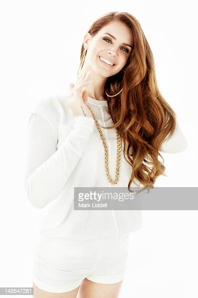Singer Lana Del Rey is photographed for People Magazine on March 18 2012 in Los Angeles California ON DOMESTIC EMBARGO UNTIL JULY 14 2012 ON...