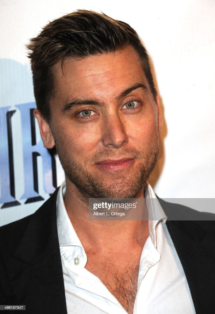 Singer <a gi-track='captionPersonalityLinkClicked' href=/galleries/search?phrase=Lance+Bass&family=editorial&specificpeople=210566 ng-click='$event.stopPropagation()'>Lance Bass</a> arrives for Pre-Grammy Celebration Party For Trevor Guthrie held at Acabar on January 25, 2014 in Los Angeles, California.