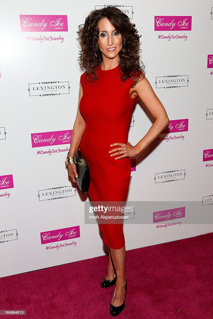 Singer <a gi-track='captionPersonalityLinkClicked' href=/galleries/search?phrase=Laura+Bryna&family=editorial&specificpeople=619571 ng-click='$event.stopPropagation()'>Laura Bryna</a> attends the Fire & Ice Gala Benefiting Fresh2o at Lexington Social House on March 28, 2013 in Hollywood, California.