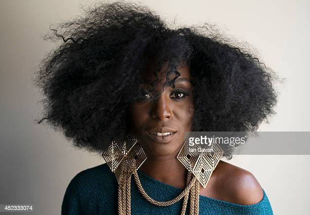 Singer Laura Mvula is photographed on July 2 2014 in London England