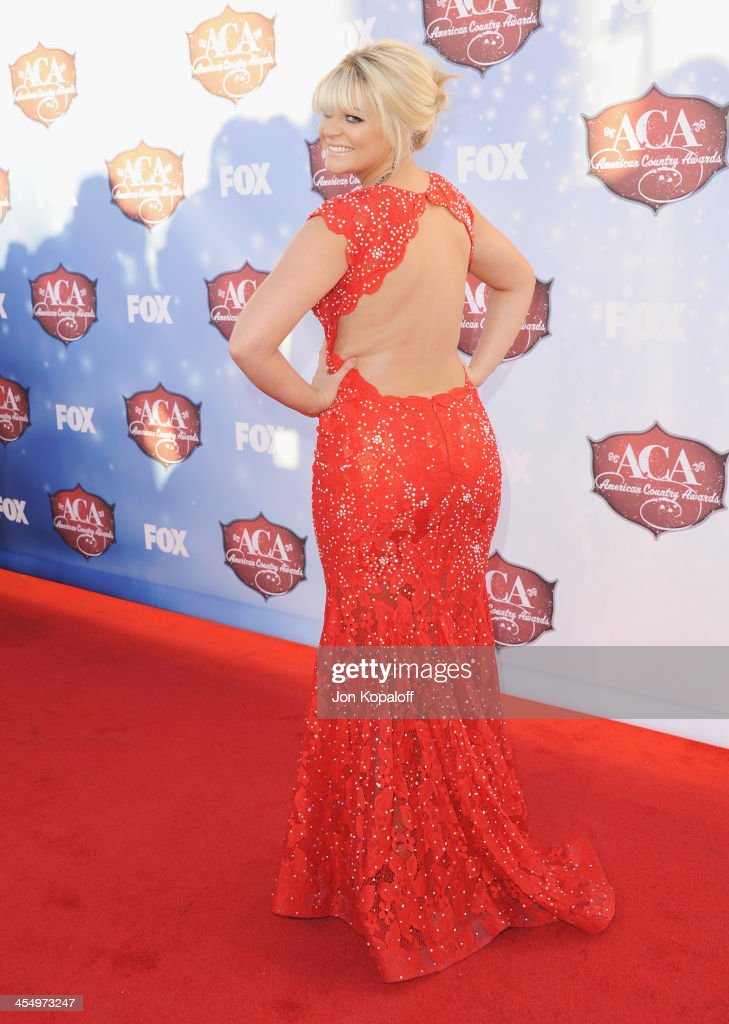 Singer <a gi-track='captionPersonalityLinkClicked' href=/galleries/search?phrase=Lauren+Alaina&family=editorial&specificpeople=7520947 ng-click='$event.stopPropagation()'>Lauren Alaina</a> arrives at the American Country Awards 2013 at the Mandalay Bay Events Center on December 10, 2013 in Las Vegas, Nevada.