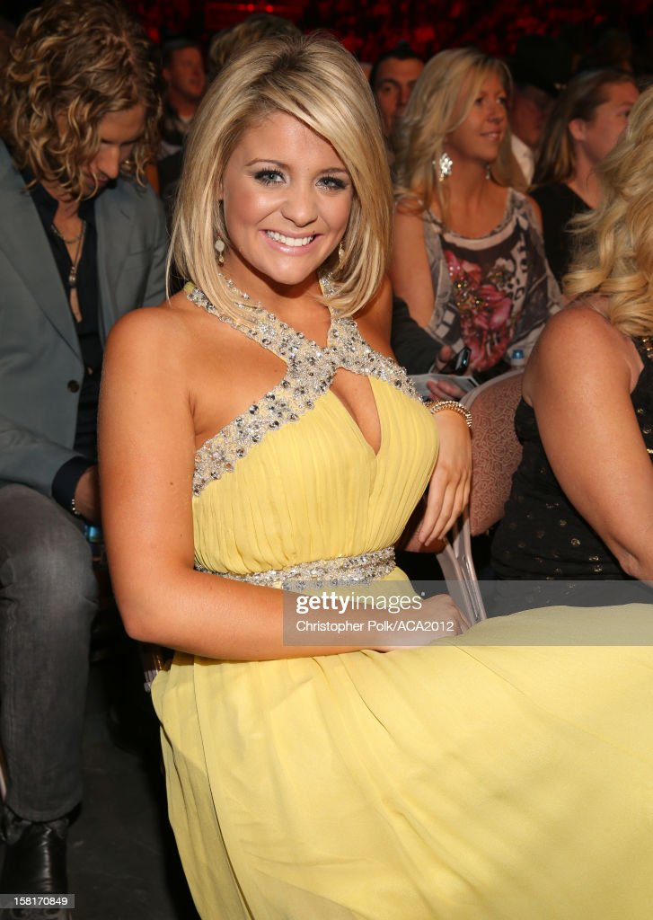 Singer Lauren Alaina attends the 2012 American Country Awards at the Mandalay Bay Events Center on December 10, 2012 in Las Vegas, Nevada.