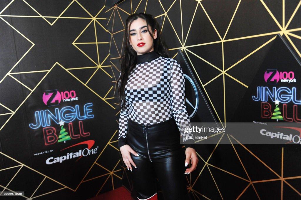 Z100's Jingle Ball 2017 - Backstage
