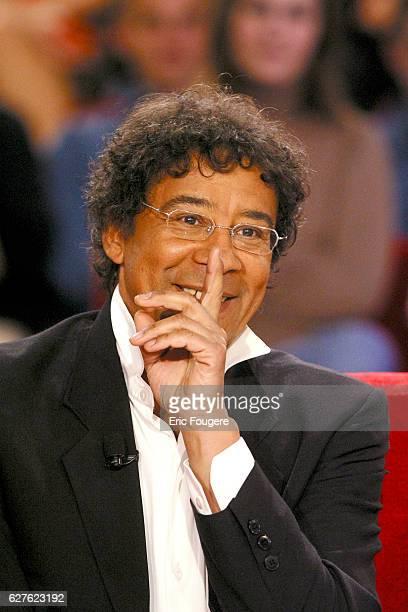 Singer Laurent Voulzy