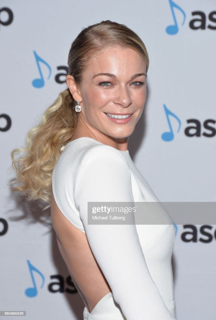 Singer LeAnn Rimes attends the 34th Annual ASCAP Pop Music Awards at The Wiltern on May 18, 2017 in Los Angeles, United States.