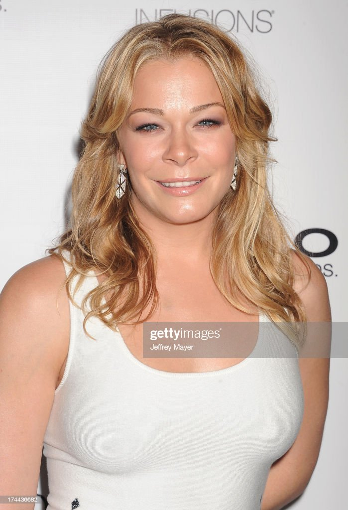 Singer LeAnn Rimes attends the Friend Movement AntiBullying Benefit Concert at the El Rey Theatre on July 1 2013 in Los Angeles California