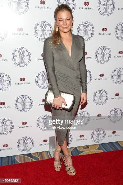 Singer LeAnn Rimes attends the Women's Guild CedarsSinai Annual Gala at the Beverly Wilshire Four Seasons Hotel on November 19 2013 in Beverly Hills...
