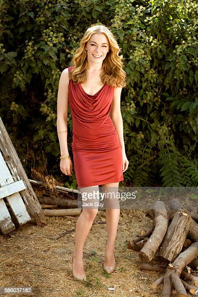 Singer Leann Rimes is photographed for Redbook Magazine in 2007 in Los Angeles California