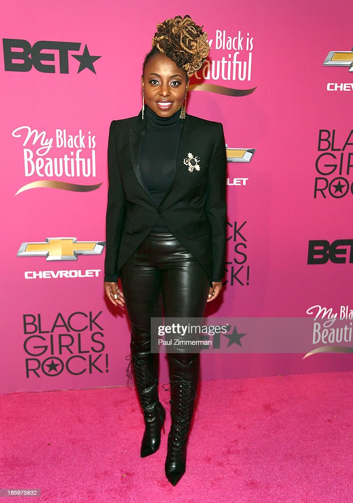 Singer Ledisi attends Black Girls Rock! 2013 at New Jersey Performing Arts Center on October 26, 2013 in Newark, New Jersey.