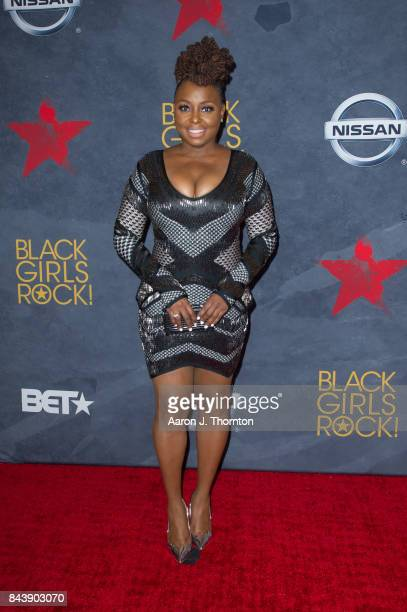 Singer Ledisi attends Black Girls Rock at New Jersey Performing Arts Center on August 5 2017 in Newark New Jersey