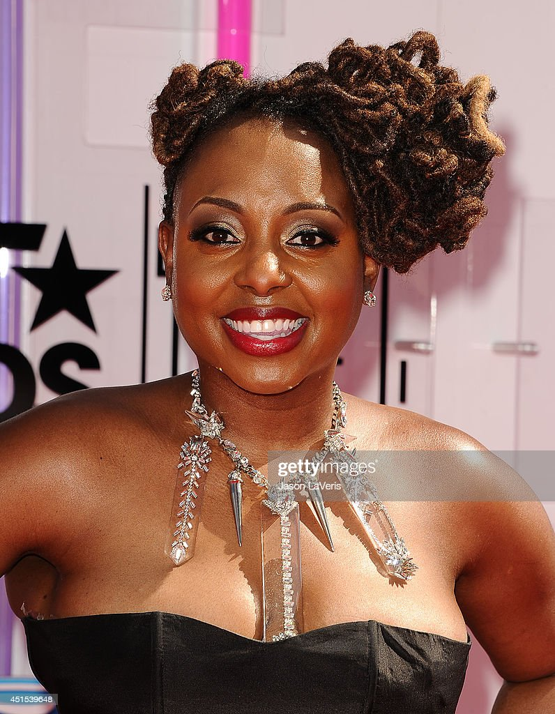 Singer Ledisi attends the 2014 BET Awards at Nokia Plaza L.A. LIVE on June 29, 2014 in Los Angeles, California.