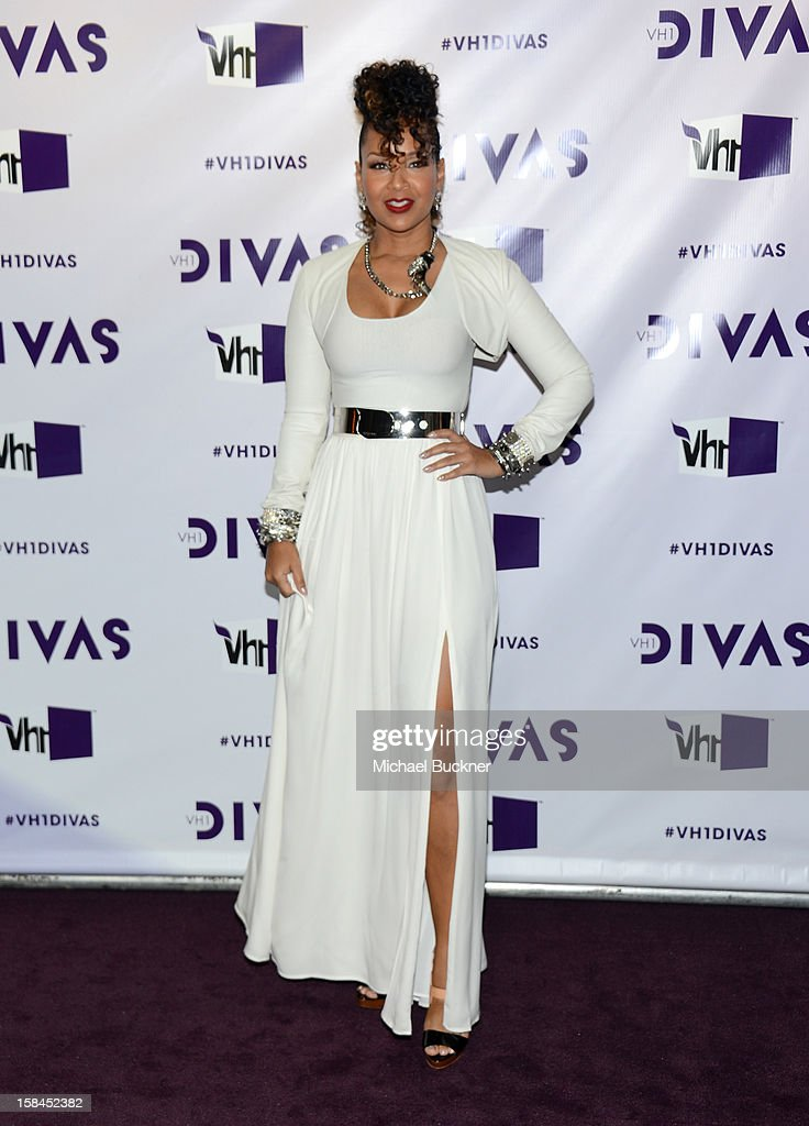 Singer Ledisi attends 'VH1 Divas' 2012 at The Shrine Auditorium on December 16, 2012 in Los Angeles, California.