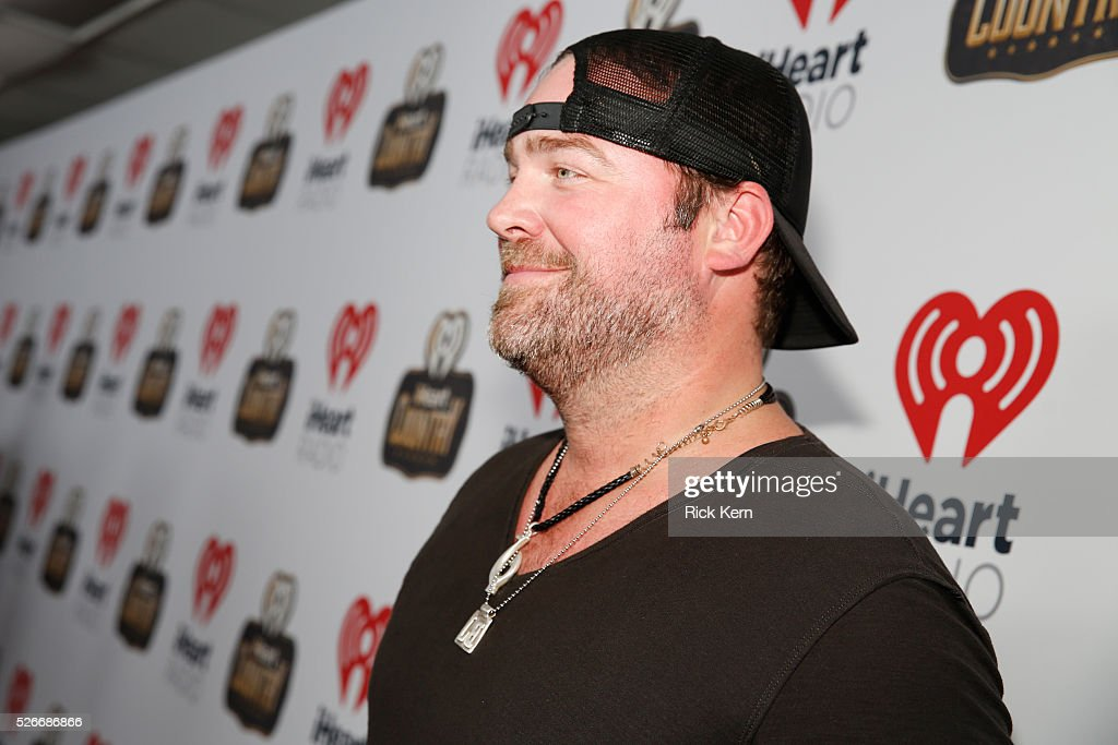 Singer Lee Brice attends the 2016 iHeartCountry Festival at The Frank Erwin Center on April 30, 2016 in Austin, Texas.