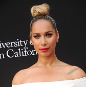 Singer Leona Lewis arrives at the 3rd Biennial Rebels With A Cause Fundraiser at Barker Hangar on May 11 2016 in Santa Monica California
