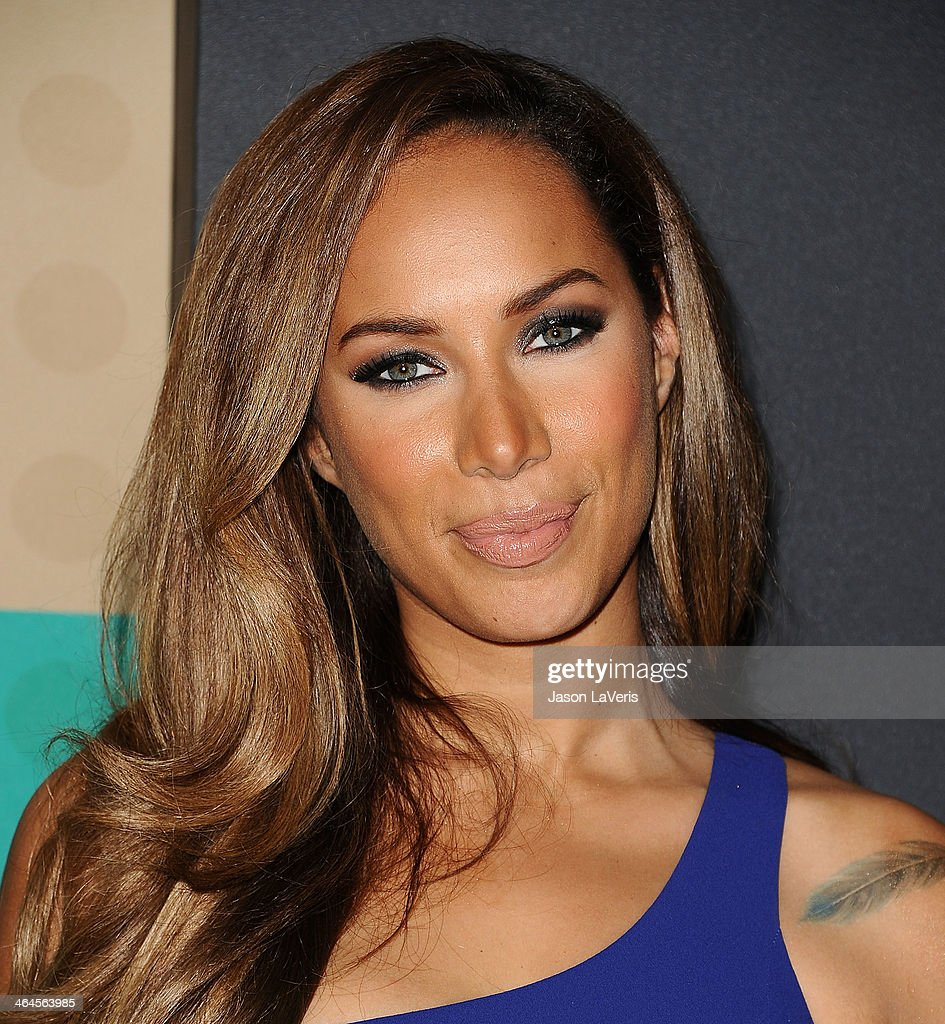 Singer <a gi-track='captionPersonalityLinkClicked' href=/galleries/search?phrase=Leona+Lewis&family=editorial&specificpeople=4043973 ng-click='$event.stopPropagation()'>Leona Lewis</a> attends the 5th annual Essence Black Women In Music event at 1 OAK on January 22, 2014 in West Hollywood, California.